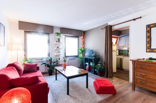 Zen Appart I Vieux Lille : Apartment near Prémesques