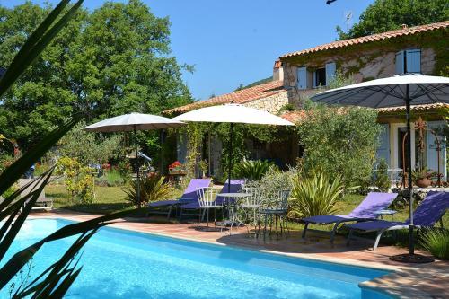 Le Clos d'Eima : Bed and Breakfast near Escragnolles