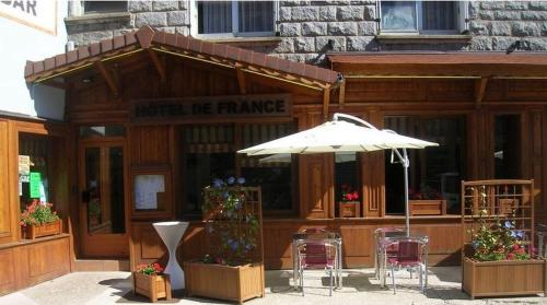 Hôtel de France : Hotel near Graix