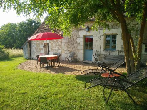 Gite La Bergerie : Guest accommodation near Saint-Flovier