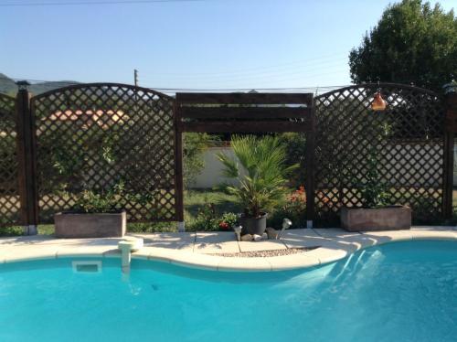 Villa Route d'Orange : Guest accommodation near Sablet
