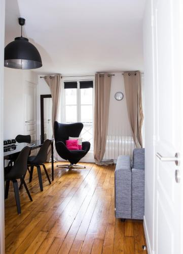 Apart By Jo : Apartment near Le Pecq