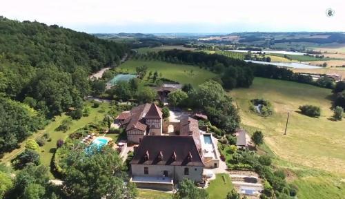Chambres d'Hôtes de Charme du Château de Missandre : Bed and Breakfast near Lougratte