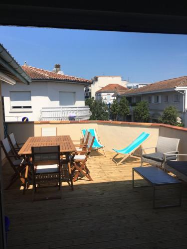 Appartement Côté Bassin : Apartment near Andernos-les-Bains