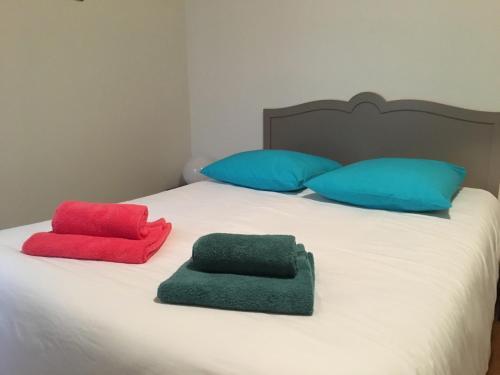 Appartement Le Coche d'Eau Auxerre Les Quais : Apartment near Coulangeron
