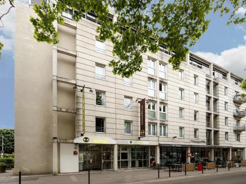 B&B Hôtel Nantes Centre : Hotel near Nantes