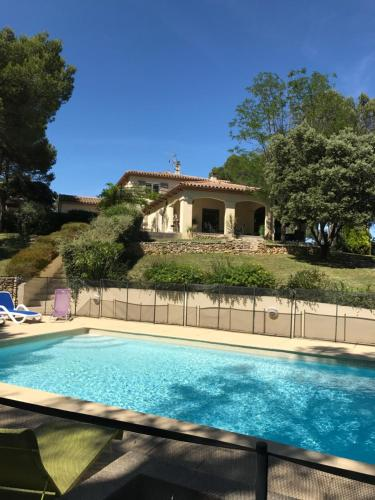 Villa des Garrigues : Guest accommodation near Fons
