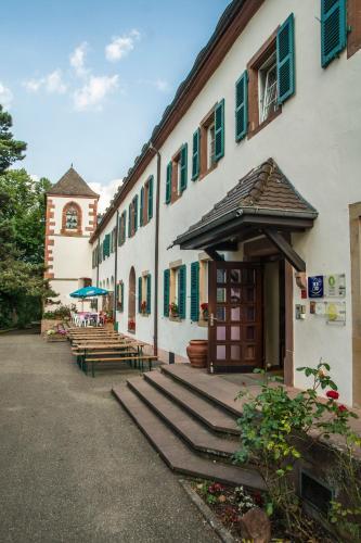 Château du Liebfrauenberg : Hotel near Forstheim
