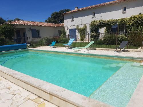 La Signargue : Guest accommodation near Saze