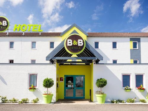 B&B Hôtel MULHOUSE Ile Napoléon : Hotel near Mulhouse