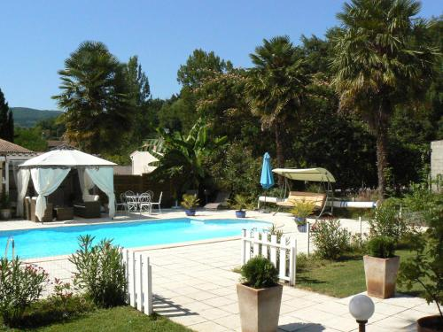 La Caldamente : Bed and Breakfast near Saint-Amans