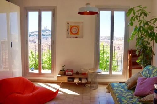 Marseye Ôm : Apartment near Marseille 2e Arrondissement