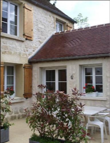 Les Rainettes : Bed and Breakfast near Jagny-sous-Bois