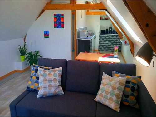 Appartement à la campagne : Apartment near Palluau-sur-Indre