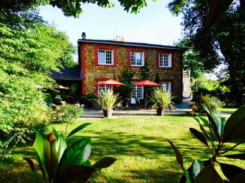 Bed & Breakfast La Clepsydre : Bed and Breakfast near Fresnes