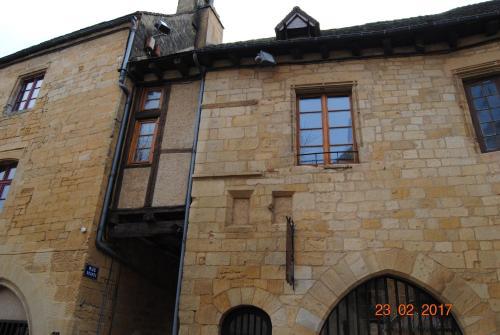 gîte des pipelettes : Guest accommodation near Saint-Projet