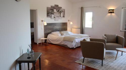 le clos du Patre : Guest accommodation near Modène