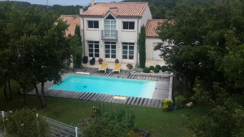Maison de prestige : Guest accommodation near Limousis
