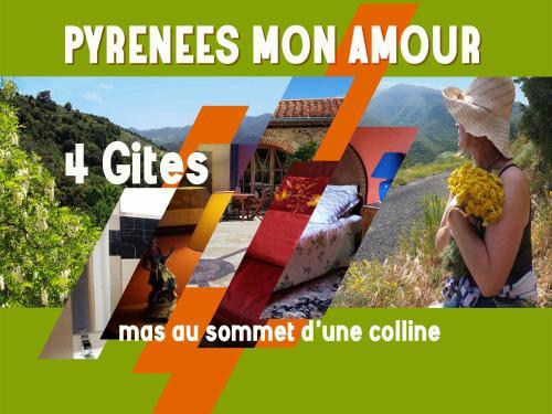 Pyrénées Mon Amour : Guest accommodation near Ille-sur-Têt