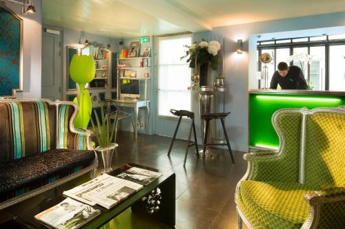 Hotel Design Sorbonne : Hotel near Paris 5e Arrondissement