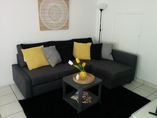 Chez Toan : Apartment near Bouguenais