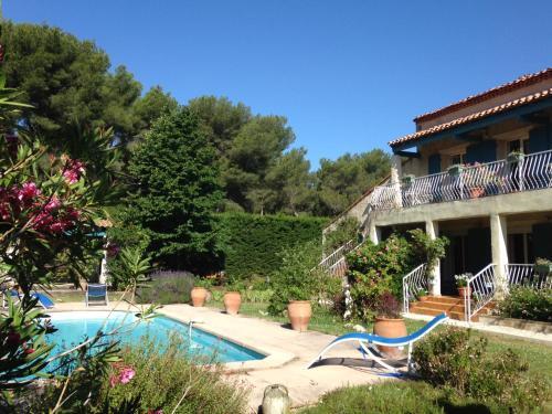Appartement Amande : Apartment near Martigues