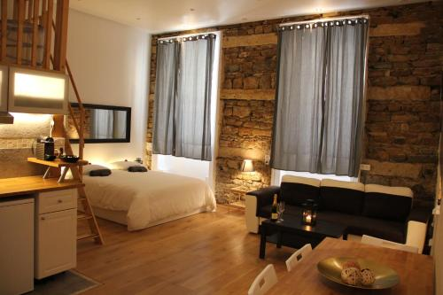 LOGE DE L'OPERA : Bed and Breakfast near Lyon 1er Arrondissement