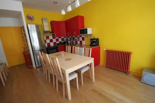 Appartement Le Dordogne : Apartment near Chastreix