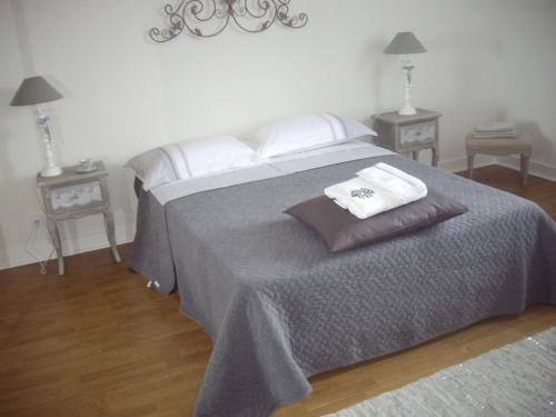 La maison Maria Rosa : Bed and Breakfast near Onzain