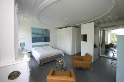 Hôtel Particulier Appartements d'Hôtes : Apartment near Nancy