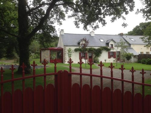 Domaine des Yais : Bed and Breakfast near Saint-Malo-de-Guersac