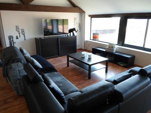 La fabrique : Guest accommodation near Sembleçay