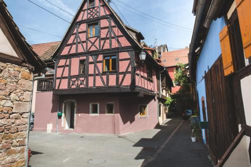 Hissla Barr : Guest accommodation near Bourgheim