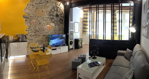 La Suite Saint Barth : Apartment near Lyon 5e Arrondissement