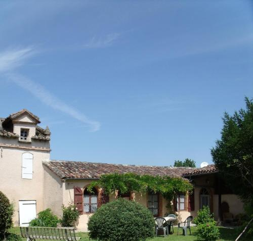 Chambres d'Hôtes du Ramiérou : Bed and Breakfast near Labastide-Saint-Pierre