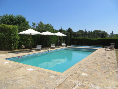 Le Grès 313 : Guest accommodation near Arpaillargues-et-Aureillac