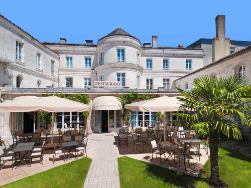 Mercure Angoulême Hôtel de France : Hotel near Linars