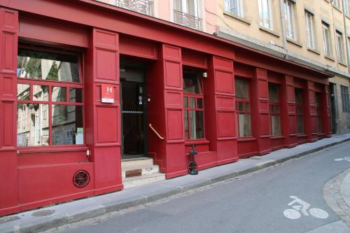 Hotel Saint Vincent : Hotel near Lyon 9e Arrondissement