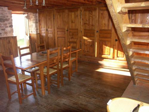 Gite du Gadoux : Guest accommodation near Débats-Rivière-d'Orpra