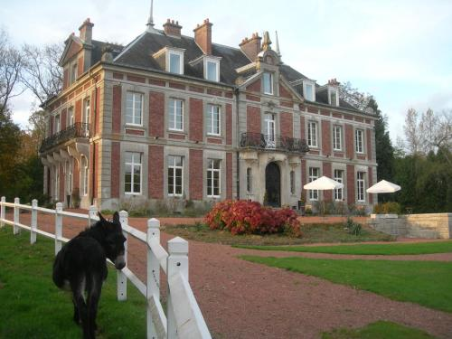 Domaine de Vadancourt : Bed and Breakfast near Bony