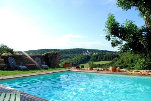 Gite Soleil et Cacao : Guest accommodation near Villemoirieu