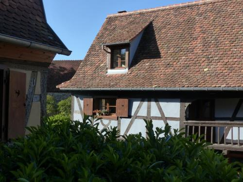 Les Lettres de mon Moulin : Bed and Breakfast near Schillersdorf