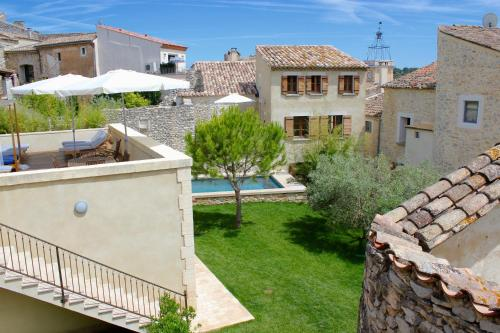 Le Village : Guest accommodation near Vallérargues