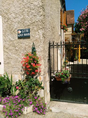 Chez Bouju : Guest accommodation near Rivehaute