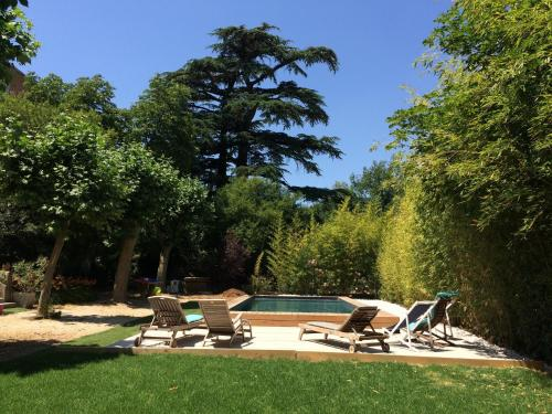 Domaine Saint Dominique : Guest accommodation near Seillons-Source-d'Argens