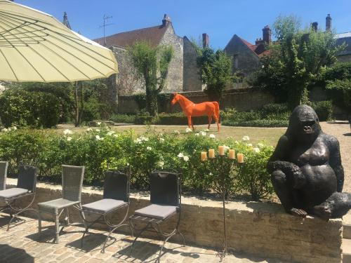 La Villa Camille : Guest accommodation near Brenouille
