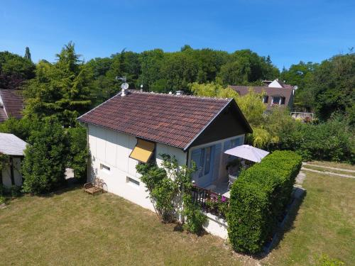 Chalet des quatre vents : Guest accommodation near Gaillon-sur-Montcient
