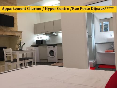 Appart Cocoon / Rue Porte Dijeaux : Apartment near Bordeaux