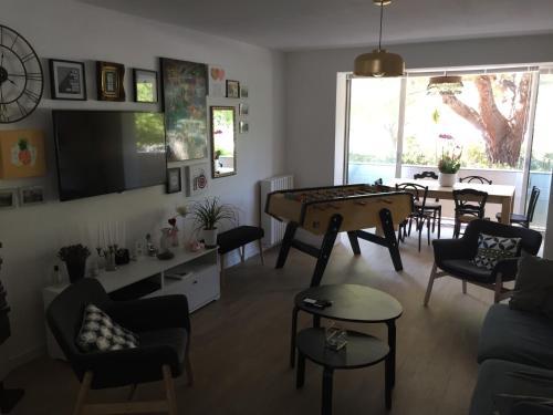 Bel appartement : Apartment near Six-Fours-les-Plages