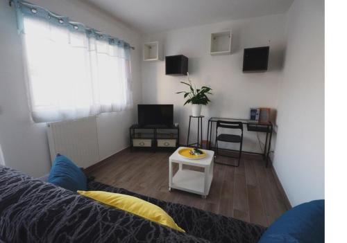 Studio 25m2 Nice : Apartment near Saint-André-de-la-Roche